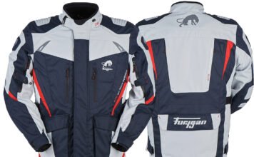 New Colour: Furygan's Apalaches Jacket And Trousers