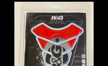 Protect Your Tank With New R&g Factory And Factory Carbon Tank Pads!