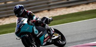 Moto3™: Mcphee Shifts The Goalposts On Saturday