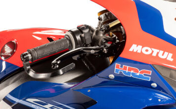 Motul And Hrc Aim For The Top In Worldsbk Partnership