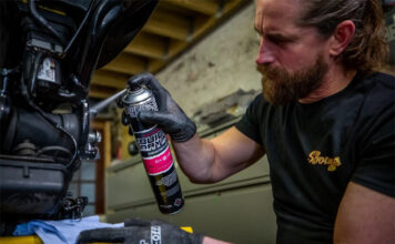 Muc-off Launches New High-pressure Quick Drying Degreaser