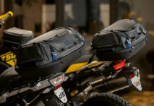New Soft Luggage Solutions From Bmw Motorrad