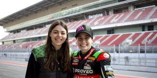 Provec Announces Only Female Team Manager In Worldsbk Paddock