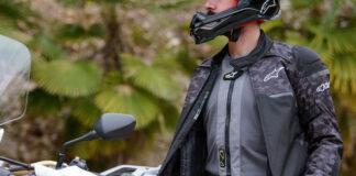 Alpinestars Announces Tech-air® 5's Newly Available Race Riding Mode