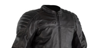Rst Fusion Leather Airbag Jacket