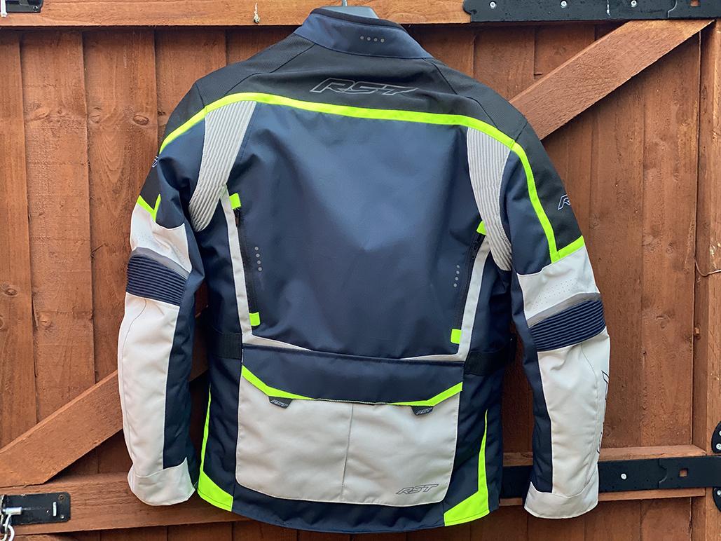 Rst Maverick Textile Jacket Review