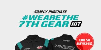 Sepang Racing Team Launches #wearethe7thgear