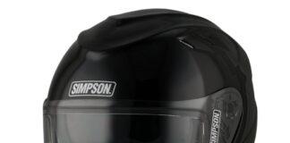 Simpson Venom Helmet