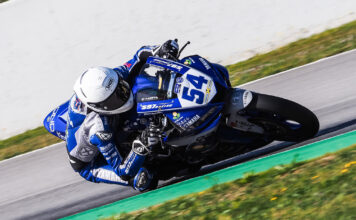 Sofuoglu On Top After Day One Of Testing At Catalunya