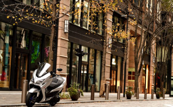 Suzuki Announces Updated Burgman 400