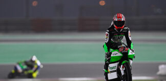 Toba Goes Top As Five Riders End Friday Within A Tenth
