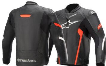 Alpinestars – Faster V2 Leather Jacket