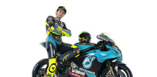 Valentino Rossi – I'm Very Proud To Be Part Of Petronas Yamaha Sepang Racing Team
