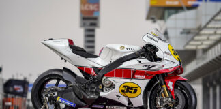 Yamaha Celebrate 60th Grand Prix Racing Anniversary With Special Livery