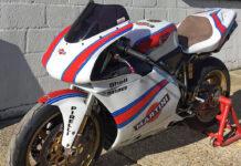 New Skidmarx Race Bodywork For Ducati 998