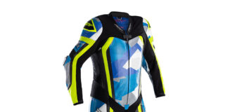 Rst Pro Series Airbag Leather One Piece Suit