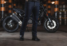 Knox Shield Jeans