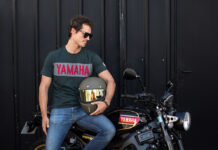 Yamaha Complements Its New Machines With Matching Apparel