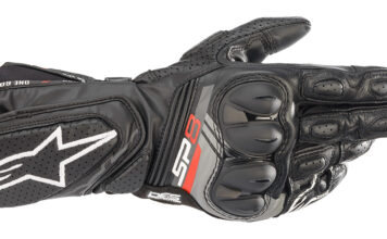 Alpinestars – Sp-8 V3 Leather Glove