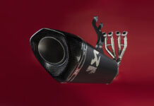 Akrapovič Celebrates 30 Years With Very Special Limited-edition Exhaust