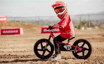 All-new Gasgas Electric Balance Bikes Available Now