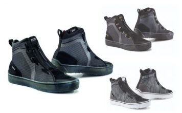 All-new Technical Urban Boots From Tcx, The Ikasu Boots