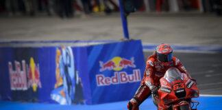 Bagnaia Blasts Past Quartararo To Top Day 1 In Jerez