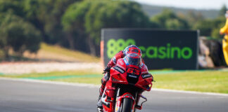 Bagnaia Makes His Mark As Marquez Proves His Speed On Day 1