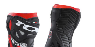 Brand New Colour Option For The Tcx Rt-race Pro Air