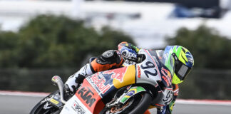 Diogo Moreira Takes Rookies Cup Debut Pole In Portimao