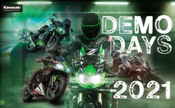 Discover Kawasaki's 2021 Range As Dealer Demo Day Returns