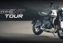 Triumph Announce National Trident Tour – Now Live