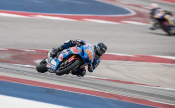 Fong Ends Motoamerica Dunlop Preseason Test On Top At Cota