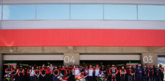Formula 1 And Motogp Pay Tribute To Fausto Gresini