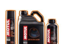 Motul Mc Care – Air Filter Maintenance