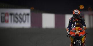 Masia Makes It Count To Take Moto3 Pole