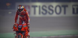Miller Heads Ducati Armada In Doha