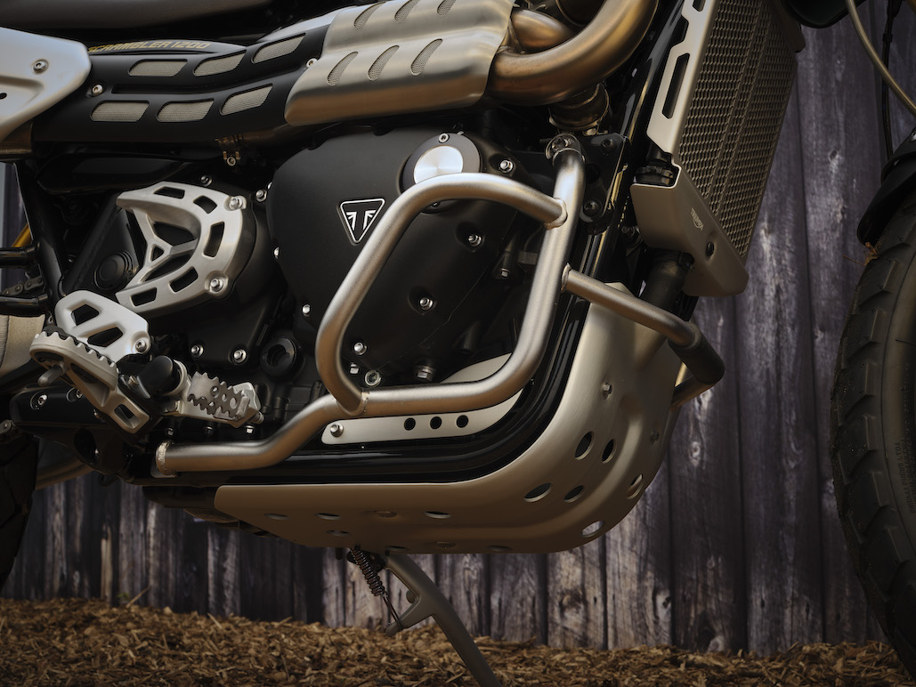 New Scrambler 1200 Steve McQueen Edition 13