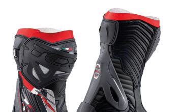 New colour for TCXs flagship RT Race Pro Air boots 02