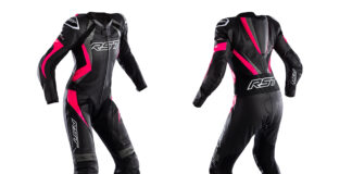 Rst Tractech Evo 4 Ladies 1pc Suit