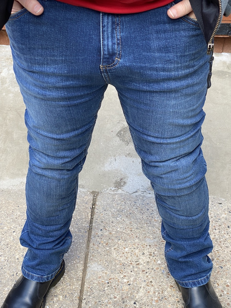 Rst X Kevlar Tapered-fit Jean Review