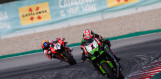 Rea Fends Off Redding And Gerloff To End Catalunya Test On Top