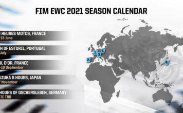 Revised 2021 Fim Ewc Calendar
