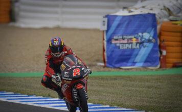 Rodrigo Pulls The Pin To Rule Friday In Jerez