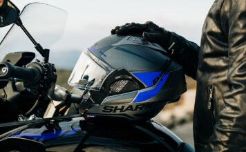 Shark Helmets Brand-new Evo-gt Arriving In Uk Dealers This Month