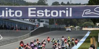 Thrilling Sunday Sees 2021 Fim Cev Repsol Battles Ignite In Estoril