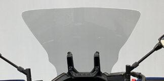 Taller Screens And Hugger For Tracer 700