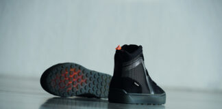 Firegun 3 Wp – The Essence Of The Momodesign Tech Sneaker Line
