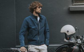 Classic Style With The Tucano Urbano Spencer Jacket