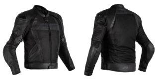 New – Rst Tractech Evo 4 Leather Mesh Leather Jacket